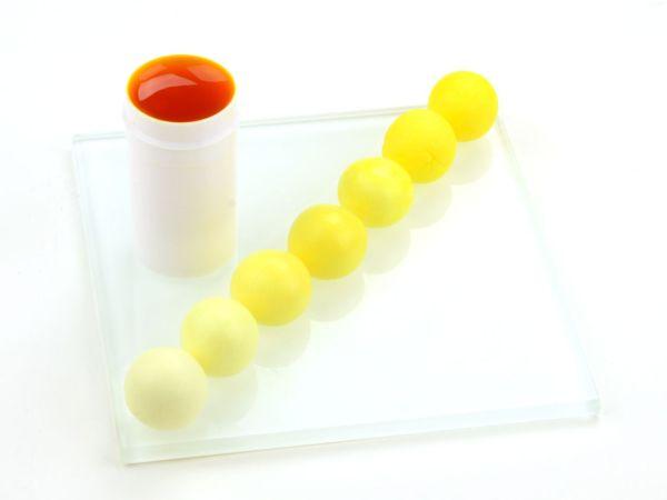 Lebensmittelfarbe Paste zitronengelb 25g