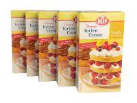 5x RUF Torten Creme Vanille 100g