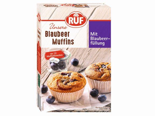 RUF Muffins Blaubeer 325g