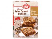 RUF Salted Caramel Brownies 455g
