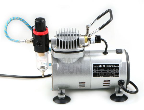 Airbrush Kompressor TC-20