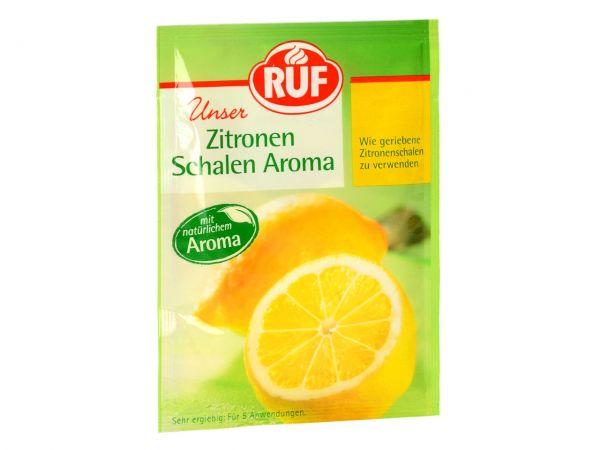 RUF Zitronen Schalen Aroma 20g