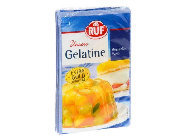 RUF Gelatine gemahlen 3er Pack 3x9g