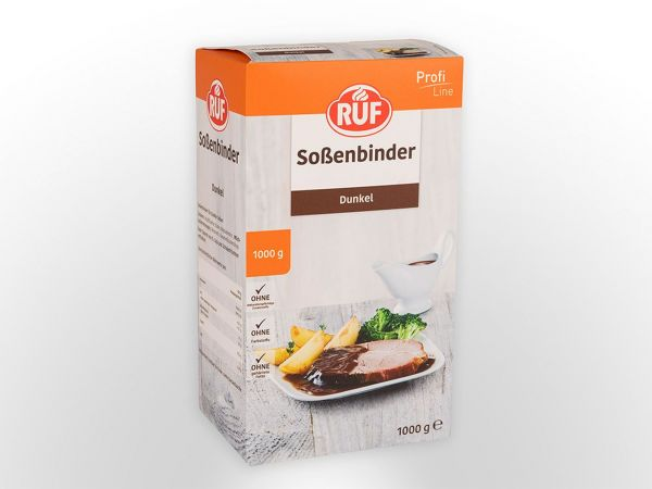 RUF Soßenbinder dunkel 1,0kg