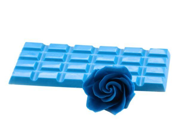 Modellier-Schokolade Blau 600g