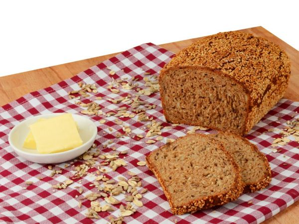 Backmischung Right Carb Vollkornbrot 550g