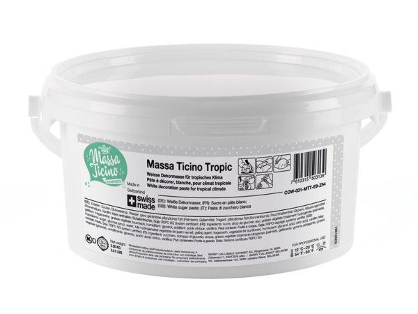 Massa Ticino Tropic weiß 2,5kg