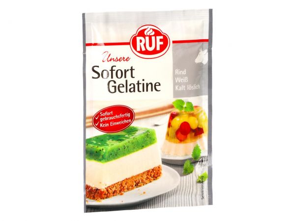 RUF Sofort Gelatine Rind 30g