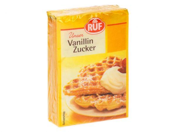 RUF Vanillin Zucker 10er Pack 10x8g