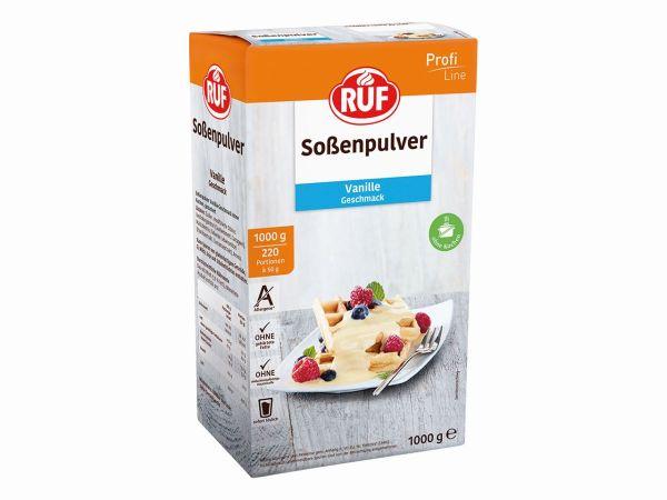 RUF Soßenpulver Vanille oK 1,0kg