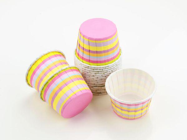 Cupcake Becher klein Twist 20 Stück