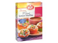 RUF Mini Lemon Muffins 350g