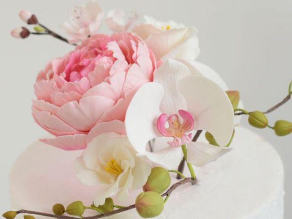 FunCakes Blütenpaste, Gum Paste, Weiß 1kg
