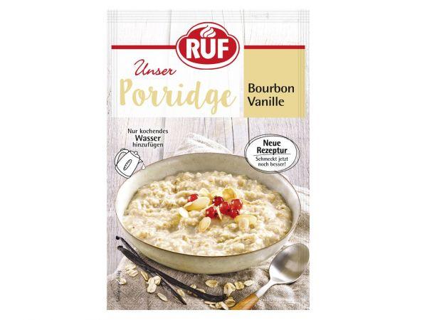 RUF Porridge Bourbon Vanille 65g