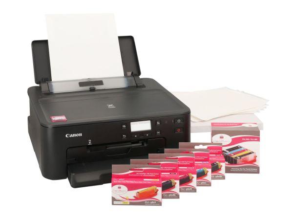 Zertifizierter Lebensmitteldrucker Komplett-Set + Reinigungsset