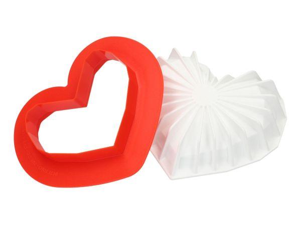 Silikonform Amore Origami 600