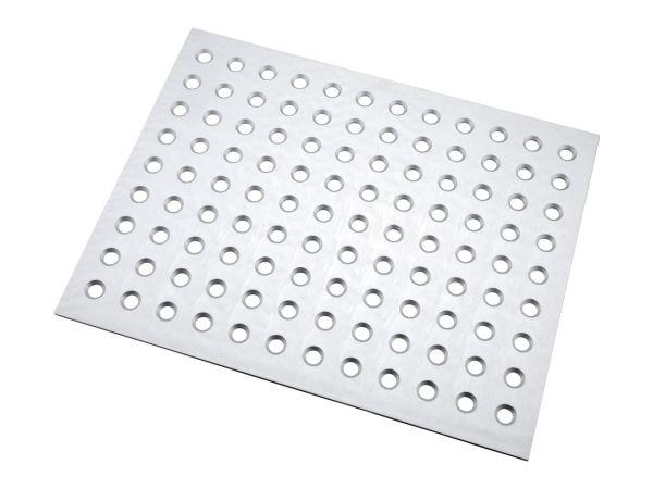 Verschließplatte für Hohlkugeln 19mm