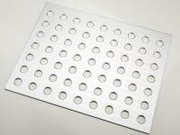 Verschließplatte für Hohlkugeln 25,5mm