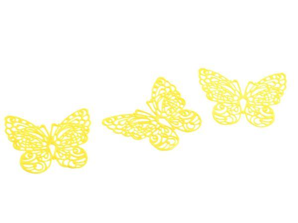 Spitzendekor-Matte Butterfly