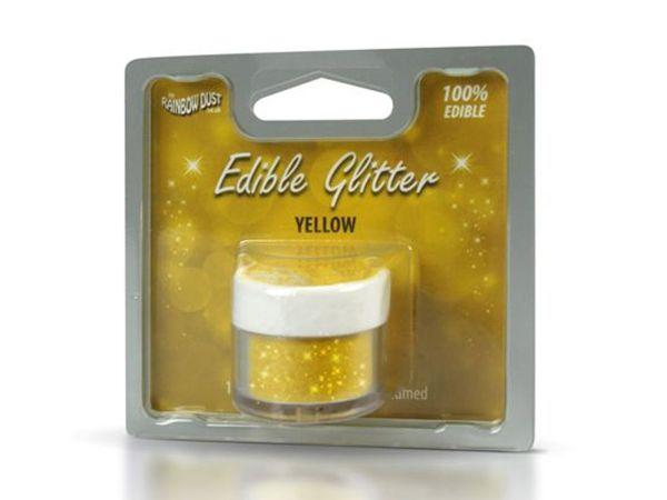 Glitzerpulver yellow 5g
