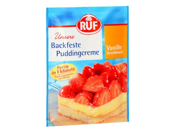 RUF Backfeste Puddingcreme 42g