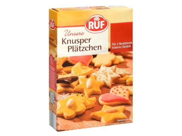 RUF Knusper Plätzchen 450g