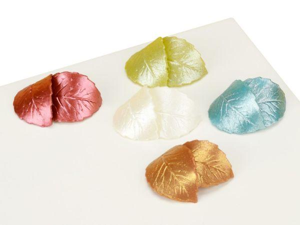 Lebensmittelfarbe metallic 5er 5x10g