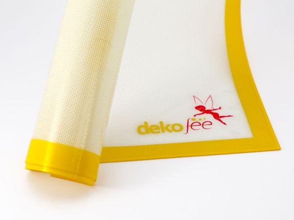 dekofee 60x50cm Silikon-Glasfaser-Arbeitsunterlage