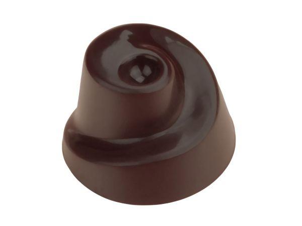 Schokoladenform Mountain