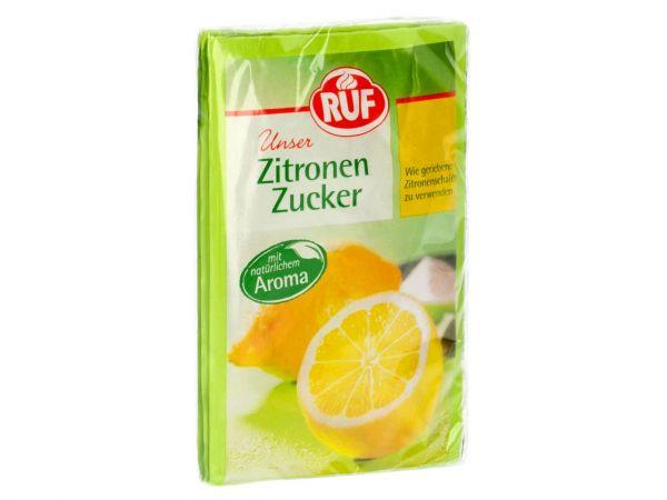 RUF Zitronen Zucker 3er Pack 3x10g