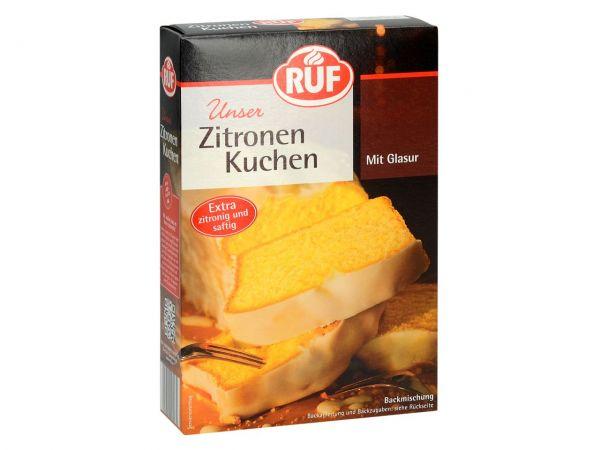 RUF Zitronen Kuchen 500g