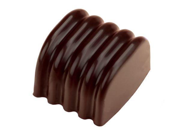 Schokoladenform Stripes