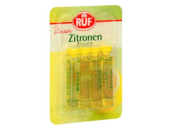 RUF Zitronen Aroma 4er Pack 4x2ml