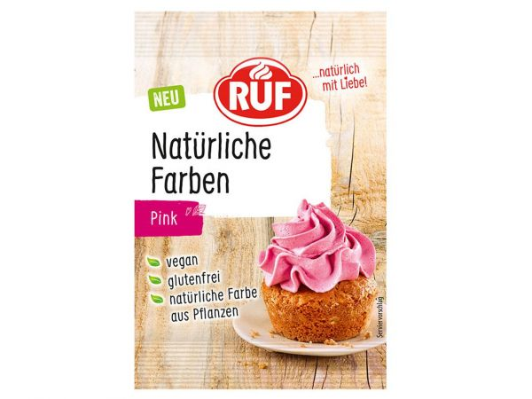 RUF Natürliche Farben Pink 8g