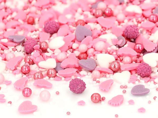 Sprinkles Baby Love pink 1kg
