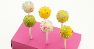 Cake Pops-Zubehör