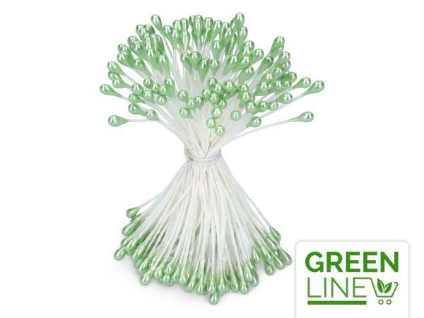 Staubblüten grün 120 Stück GREENLINE