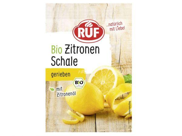 RUF Bio Zitronenschale 5g