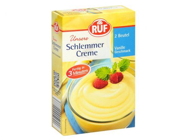 RUF Schlemmercreme Vanille 2er Pack 2x70g