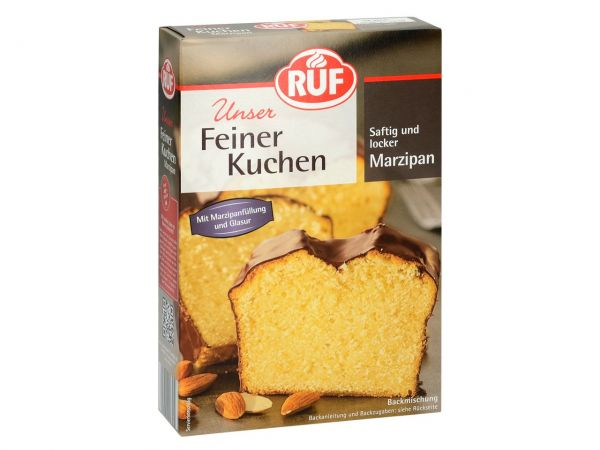 RUF Feiner Kuchen Marzipan 495g