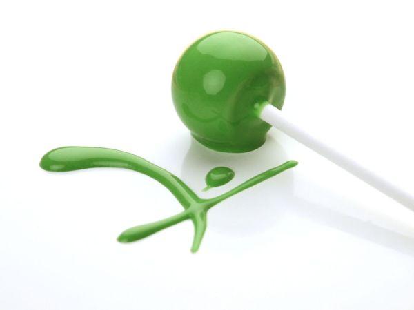 Cake-Pop Glasur smaragdgrün 260g