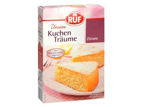 RUF Kuchen Träume Zitrone 425g