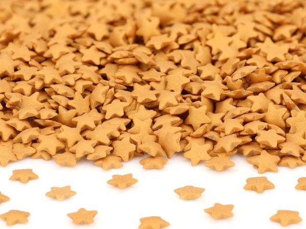 Streudekor Sterne Glimmer 80g