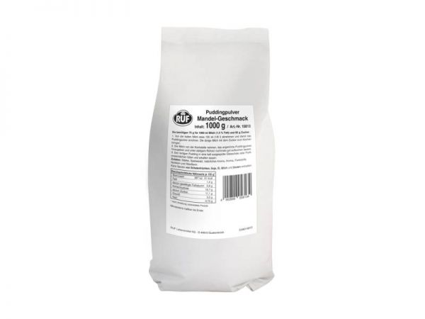RUF PP Mandel 1,0kg Beutel
