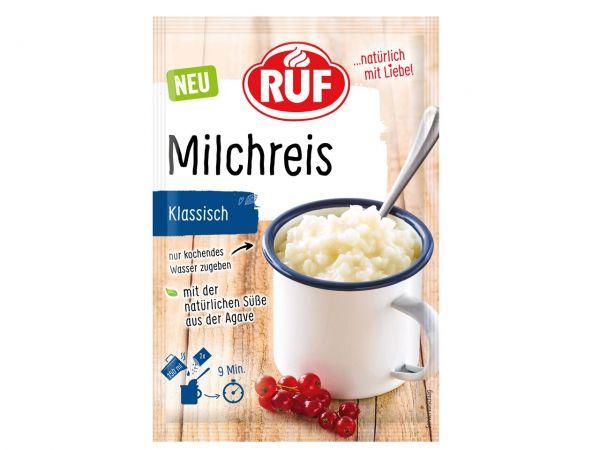 RUF Milchreis klassisch instant 58g