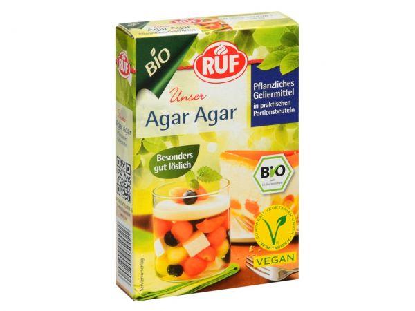 RUF Bio Agar Agar 2er Pack 2x15g