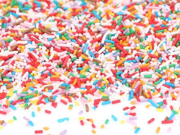 Zuckerstreusel bunt 80g