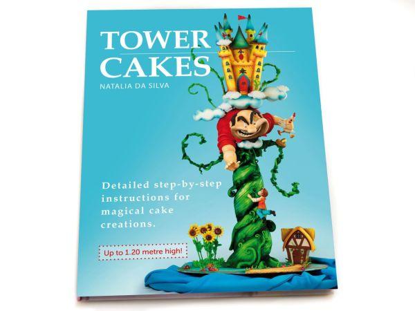 Towercakes - Natalia Da Silva - englisch