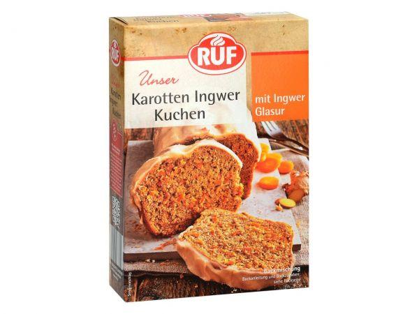 RUF Karotten Ingwer Kuchen 510g