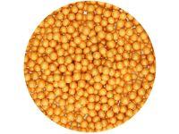 FunCakes Weiche Perlen Gold 60 g